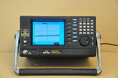 Sunrise Telecom AT2000RQ CATV Cable TV QAM Spectrum Analyzer AT 2000RQ