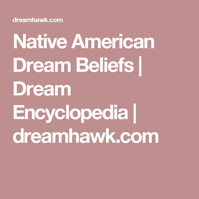 beliefs about america Although there are several hundred different native american tribes, many of which have different beliefs, almost all tribes hold this perception of time as being circular.