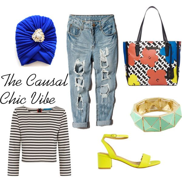 """The 'Casual Chic' Vibe"" by vibejewels1 on Polyvore"