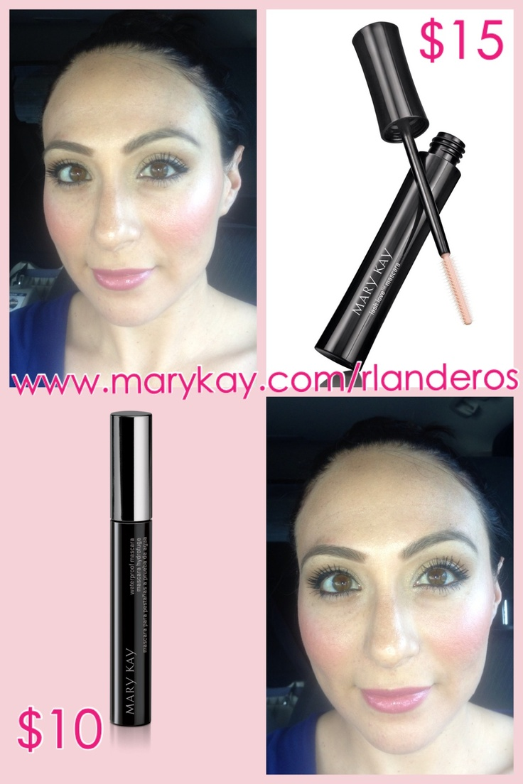No need to fake it.....Create Amazing lashes with Mary Kay Mascara!  1. Curl lashes with eyelash curler  2. Use love lash mascara 3. Use waterproof mascara on outter half of your lashes.  Viola❣ www.marykay.com/rlanderos