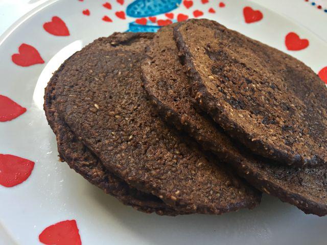 Da Panela para o Coração : Panquecas de chocolate | Semana Vegan