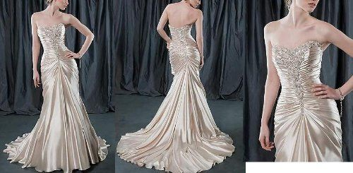 Modern Celebrity Wedding Dresses : Conture wedding dresses dress maker