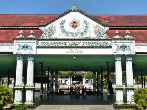 kraton, yogyakarta in Yogyakarta, DI Yogyakarta