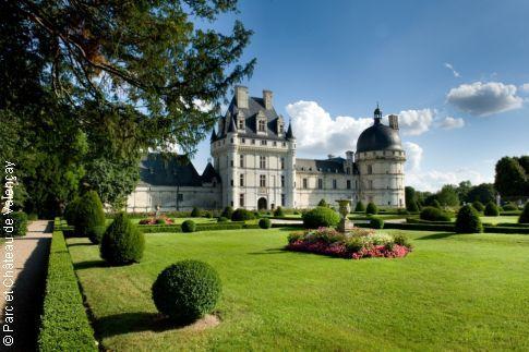 Visite Château de Valençay : spectacle, tourisme & histoire de France, Loire-Châteaux