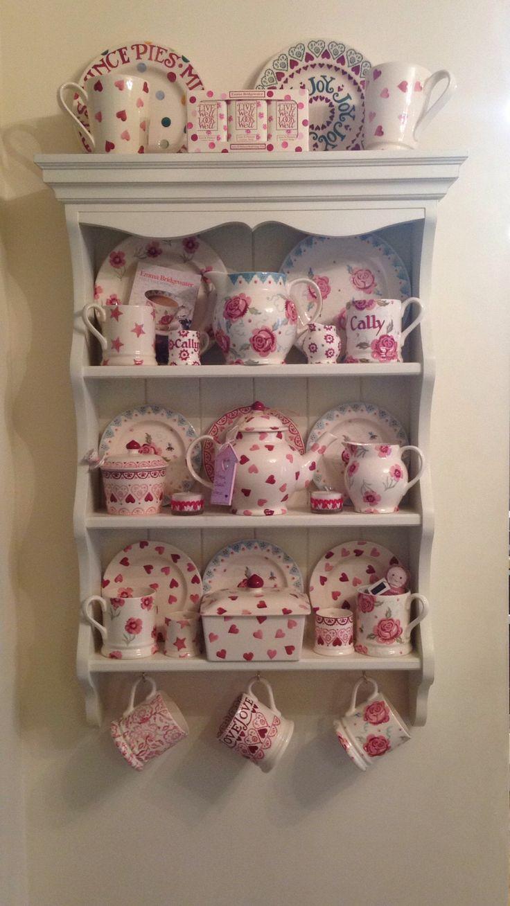 Updated Wall Unit 15 3 16 Emma Bridgewater Pottery Emma