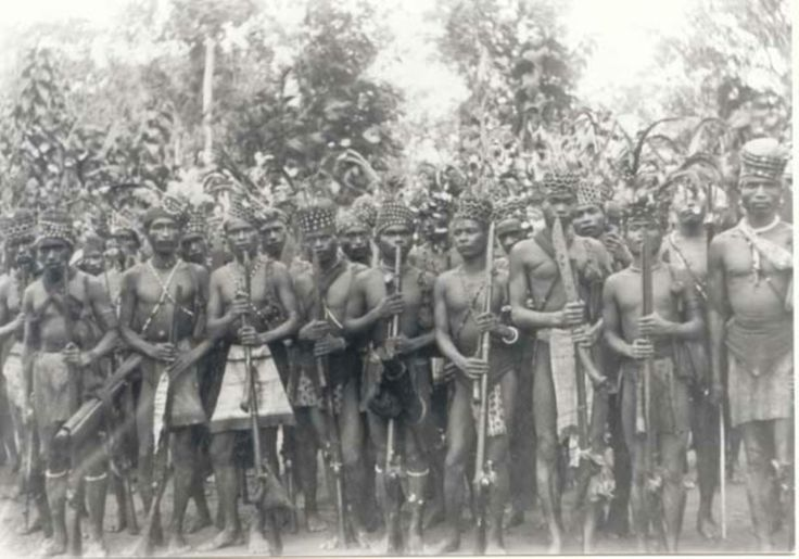 Alifuru, Maluku - Suku Alifuru Salawaku's -