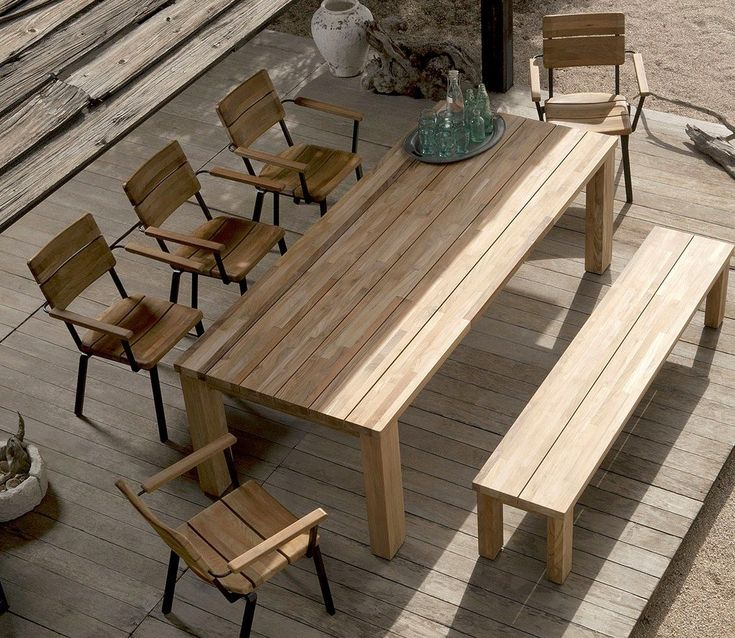 The Titan Rustic Teak Table is an elegantly chunky table made from thick hardwood which lovingly gives it that traditional Farmer's cottage feel. At 3.0 metres in length is perfectly suited to seat up to 12 guests at a time.