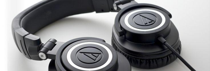 Audio-Technica ATH M50 #audio-technica #ATH-M50 #casque