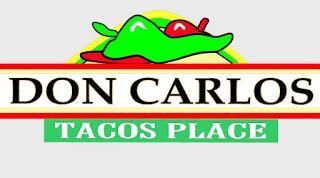 Publicidad de Negocios!! TEL 787-630-8377: Don Carlos Tacos Place Carrt 172, Urb, Villa Nueva...