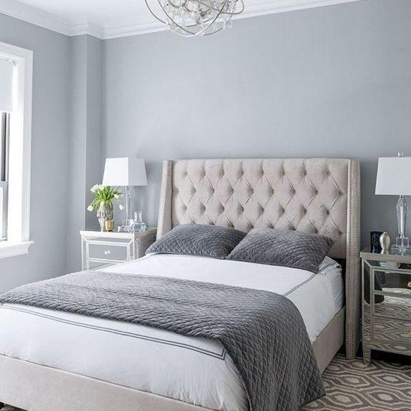 31 light grey walls bedroom color schemes bedding ideas 92 in 2019 rh in pinterest com light grey bedroom set light grey bedroom furniture