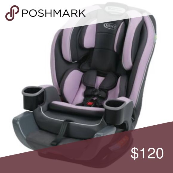Graco Car seat •• 3 seats in 1 for rear-facing infants 4 ...