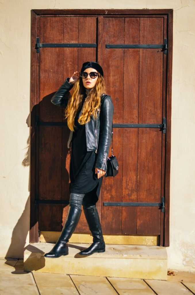 Doors of Nicosia | Black outfit | Cyprus, Nicosia | Travel | Traveller | Fashion details | Fashion photography | Fashion blogger | Summer | Outfit | Inspiration