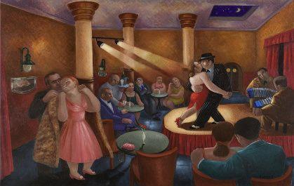 naive art gauchos - Google Search