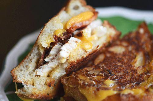 ... on Pinterest   Sloppy joe, Turkey salad and Monte cristo sandwich