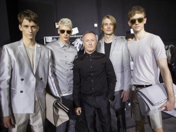 Calvin Klein Platinum unveiled in Hong Kong