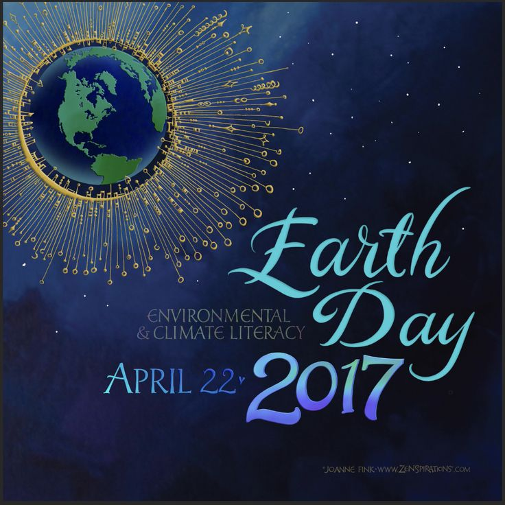 Hi Everyone, Since its inception on April 22, 1970, when 20 million Americans joined forces to raise awareness about environmental issues, Earth Day has helped create a global community of people dedicated to protecting our natural resources. The theme for Earth Day 2017 is Environmental & Climate Literacy, and I invite you to join me … Continue reading Celebrate Life!