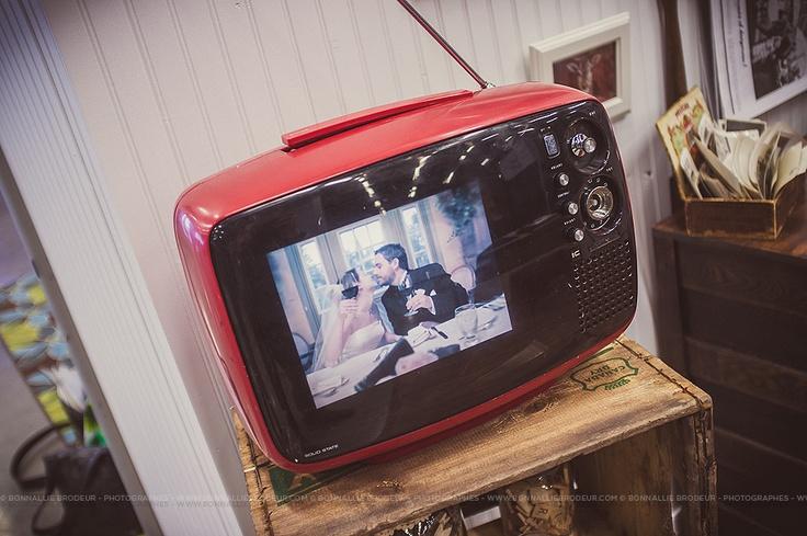 Old TV, retro, Kiosque, booth, vintage, photographe, photographer, panache, bonnallie brodeur
