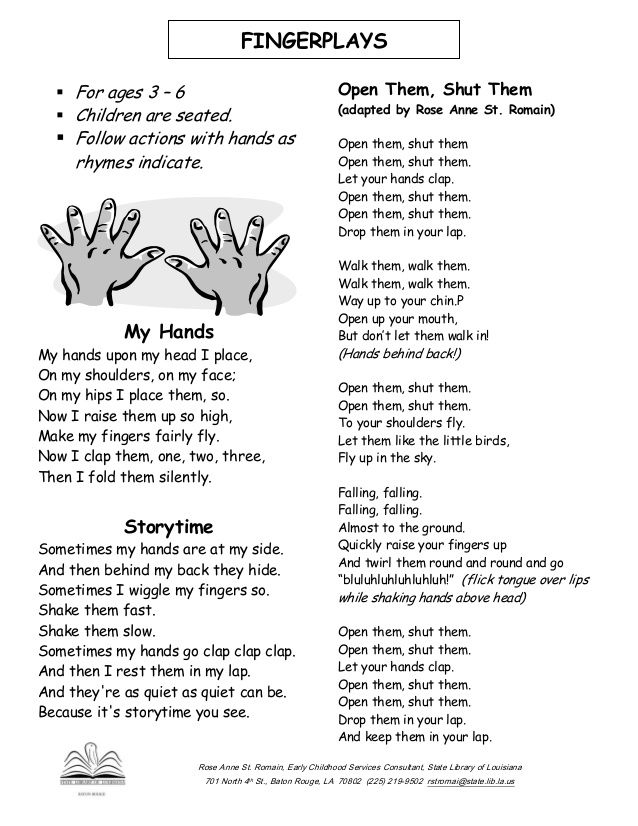 finger songs for preschool 40 best finger and songs and poems for images 651