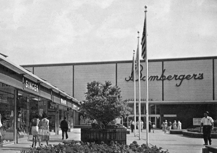 The Department Store Museum L. Bamberger & Co., Newark