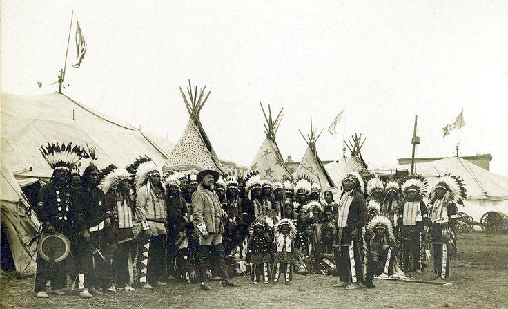 Buffalo Bills Wild West Show 1890