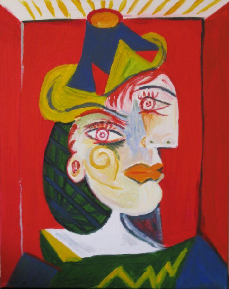 naar Picasso - Dora Maar