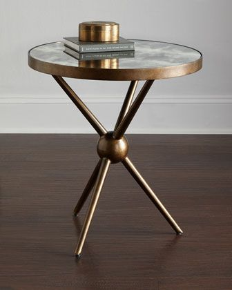 Charly+Mirrored-Top+Side+Table+at+Neiman+Marcus.