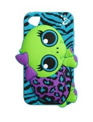 Ipod case 4th generation turtle case from justice