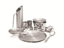 http://www.amlooking4.com/Bangalore/Stainless-Steel-Utensil-Dealers/K-19636.aspx STAINLESS STEEL UTENSIL DEALERS in Bangalore, amlooking4 helps the user to Find STAINLESS STEEL UTENSIL DEALERS in Bangalore with Phone Numbers, Addresses and Best Deals Reviews. For STAINLESS STEEL UTENSIL DEALERS in Bangalore and more. Visit: www.amlooking4.com