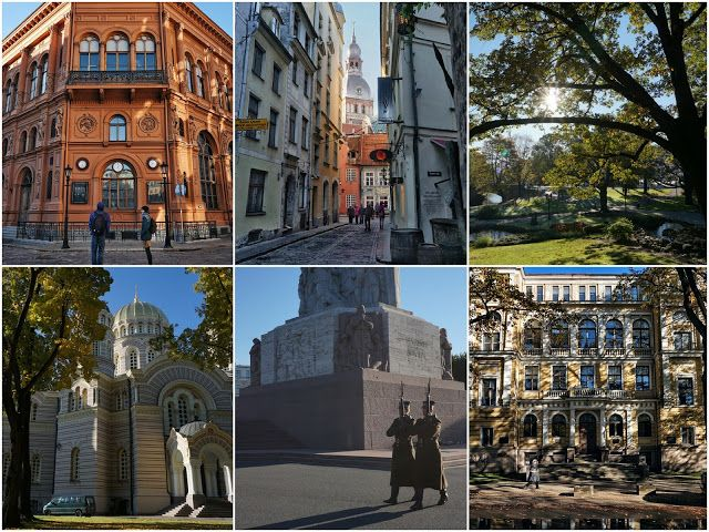 A guide to spending two days in and around Latvia's capital of Riga.