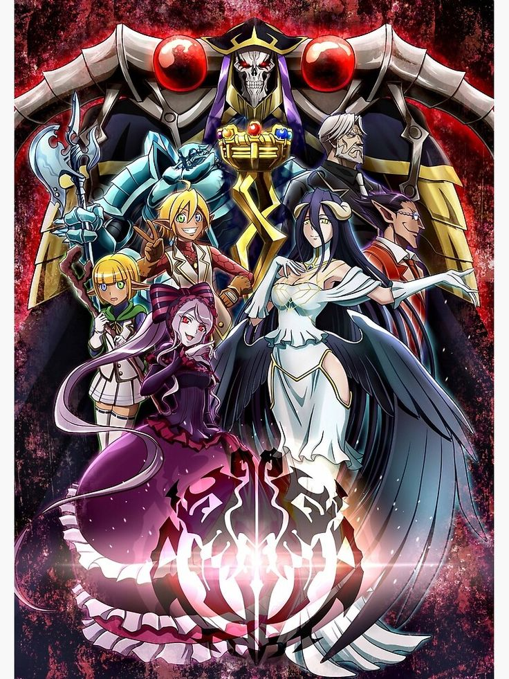Pin By Yousuf Muznubee On Overlord In 2021 Anime Anime Wallpaper Dark Anime Overlord anime wallpaper iphone