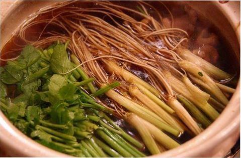 仙台「せり鍋」 #Sendai#鍋#Seri#せり鍋