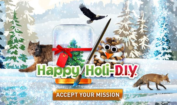Get Crafty with the Happy Holi-D.I.Y. Mission http://www.earthrangers.com/wildwire/my-missions/happy-holi-diy/