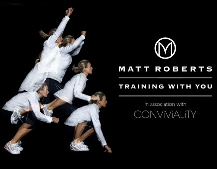 Get fit for the summer with Celebrity Trainer Matt Roberts starting at only £60 each!