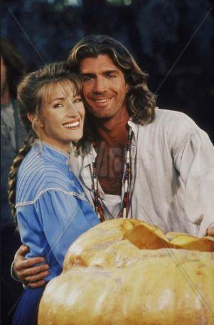 Dr. Quinn Medicine Woman.  Byron Sully & Dr. Michaela Quinn  (Joe Lando & Jane Seymour)