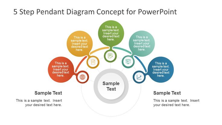 Circular Diagram 4 Steps for PowerPoint Diagram, Ppt design and - waste management ppt