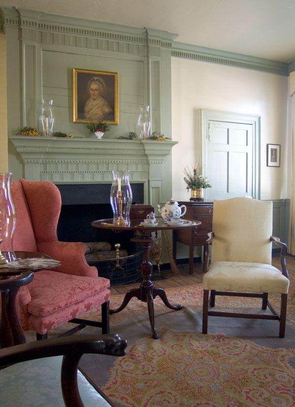 Mary Washington House » Preservation Virginia