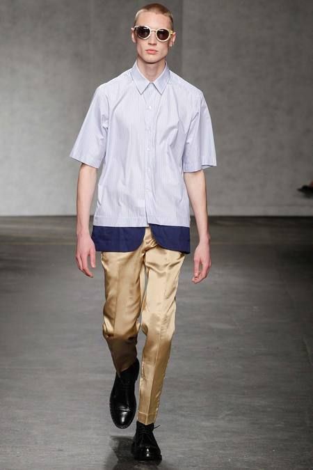 Casely-Hayford   Spring 2015 Menswear Collection   Style.com