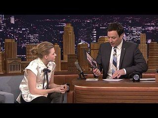 The Tonight Show Starring Jimmy Fallon: Colin Firth, Chloe Grace Moretz, Nas featuring Q-Tip, John Oates: Chloe Grace Moretz Is Afraid of the Subway -- Chloe, living in New York for the play The Library, talks about how she gets around because she's avoiding the subway. -- http://www.tvweb.com/shows/the-tonight-show-starring-jimmy-fallon/season-1/colin-firth-chloe-grace-moretz-nas-featuring-q-tip-john-oates--chloe-grace-moretz-is-afraid-of-the-subway