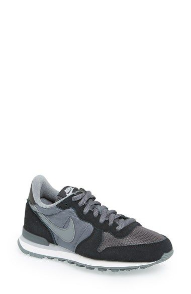 First introduced at the 1982 New York Marathon, Nike's Internationalist model has been reborn as a swanky retro-inspired sneaker in an updated tri-tone colorway. No size 11 or 12. at least not at Nordstrom. Yeah. I am feeling sorry for myself, okay?