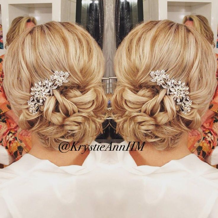 of honor hair styles 40 best wedding hair images on bridal 8299