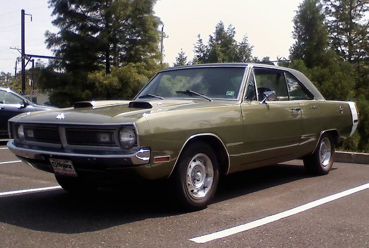 1970 dodge demon   1970 Dodge Dart Swinger 340
