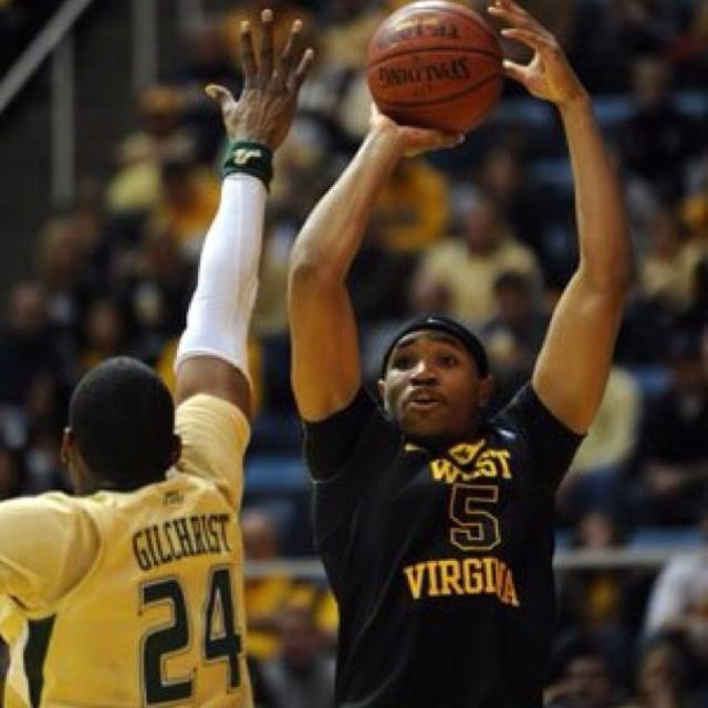 Kevin Jones, WVU basketball
