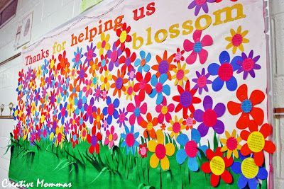 spring pto bulletin boards | ... to do an appreciation board for all the teachers/staff in the school