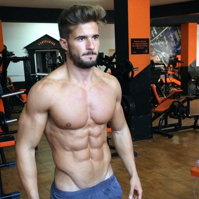 25 Best Huge Buff Men Into Fitness Images By Hot Guys On -7796