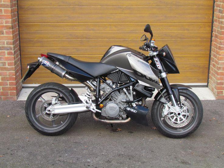 KTM 990 Superduke Titanium - Greywood Motorcycle Sales