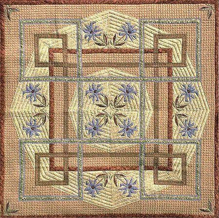 Carpenter's Square: Feminine Gender Quilts from Jane Blair Quilts - Still Crazy After All These Years