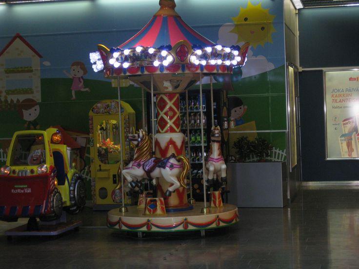 Ison Omenan oma #karuselli. #omena #omppu #KaruSelli