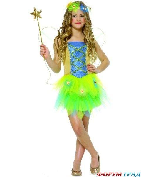 Маскарадные костюмы феи