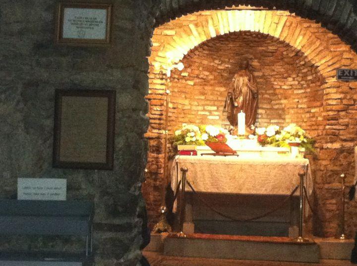 Meryem Ana Evi şu şehirde: Selçuk, İzmir