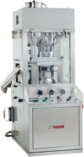 Octa Press extensively used for special R & D applications and small batch productions. One of the best pharma machineries.